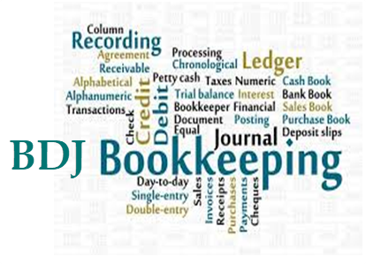 BDJ bookkeeping